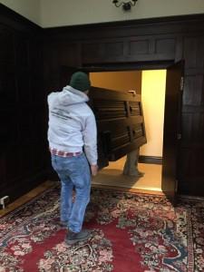 Hunt Door