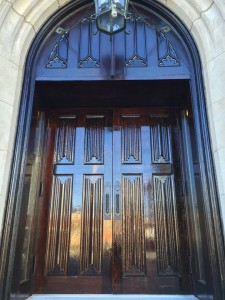 Hunt Doors